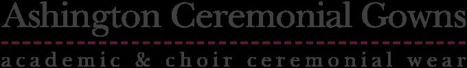 Ashington Ceremonial Gowns Discount Codes & Vouchers 2021