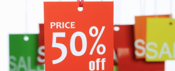 8 Types of Retail Promotions Let You Save More