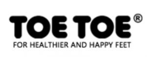 TOETOE Discount Codes & Vouchers 2021
