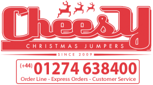 Cheesy Christmas Jumpers Discount Codes & Vouchers 2021