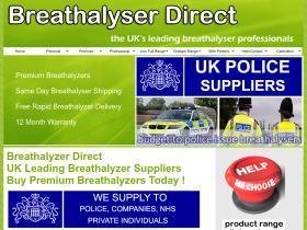 Breathalyser Direct Discount Codes & Vouchers 2021