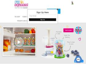 Fill N Squeeze Discount Codes & Vouchers 2021