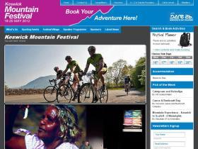 Keswick Mountain Festival Discount Codes & Vouchers 2021