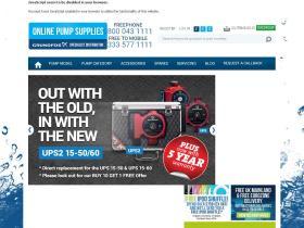 Online Pump Supplies Discount Codes & Vouchers 2021