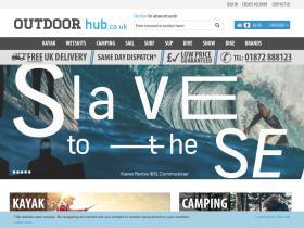 Outdoor Hub Discount Codes & Vouchers 2021