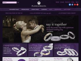 Platinum Ring Company Discount Codes