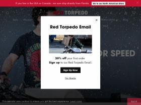 Red Torpedo Discount Codes & Vouchers 2021