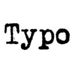 Typo Discount Codes