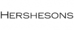 Hershesons Vouchers Promo Codes 2019