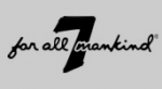 7 for All Mankind UK Vouchers Promo Codes 2019