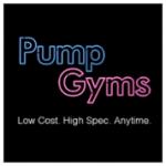 Pump Gyms Vouchers Promo Codes 2020