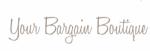 Your Bargain Boutique Vouchers Promo Codes 2019