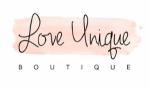 Love Unique Boutique Vouchers Promo Codes 2019