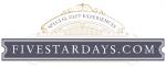 Five Star Days Discount Codes