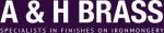 A & H Brass Vouchers Promo Codes 2019