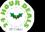 3D Cakes 24 Hour Deals Vouchers Promo Codes 2019