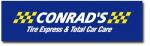 Conrad's Tire Express & Total Car Care Discount Codes