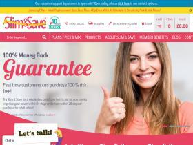 Slim & Save Discount Codes & Vouchers 2021