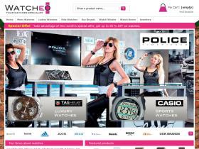 Watcheo Discount Codes & Vouchers 2021