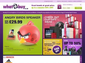 Whatabuy Discount Codes & Vouchers 2021