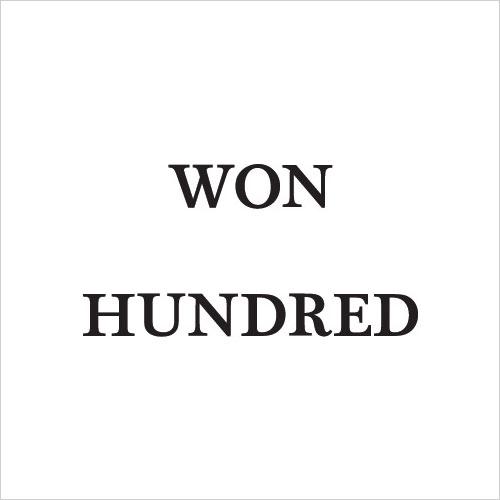 Won Hundred Discount Codes & Vouchers 2021