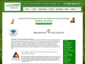 Wormers Direct Discount Codes & Vouchers 2021
